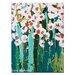Artist Lane White Jonquils by Anna Blatman Art Print Wrapped on Canvas