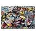 Artist Lane Mimosas by Dan Monteavaro Graphic Art Wrapped on Canvas
