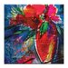 Artist Lane Floral Fantasy 6 by Kathy Morton Stanion Art Print on Canvas