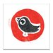 Artist Lane Bird Print by Steve Leadbeater Graphic Art Wrapped on Canvas