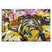 Artist Lane Surprise Boom by Dan Monteavaro Graphic Art Wrapped on Canvas