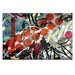 Artist Lane Electric by Dan Monteavaro Graphic Art Wrapped on Canvas