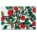 Artist Lane Apples 2 by Anna Blatman Art Print on Canvas