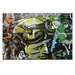 Artist Lane He Man by Dan Monteavaro Graphic Art Wrapped on Canvas