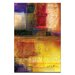 Artist Lane Abstraction No.31 by Kathy Morton Stanion Art Print on Canvas