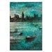 Artist Lane Bay View VI by Jennifer Webb Art Print Wrapped on Canvas