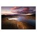Artist Lane Dusk by Joe Vittorio Photographic Print Wrapped on Canvas
