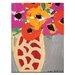 Artist Lane Elegant Vase by Anna Blatman Art Print on Canvas