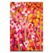 Artist Lane Mixed Pinks 2 by Anna Blatman Art Print on Canvas