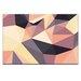 Artist Lane Shard Sunset by Ayarti Graphic Art Wrapped on Canvas