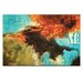 Artist Lane Natural Reaction by John Louis Lioyd Art Print on Canvas