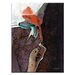 Artist Lane Nature Journey No.2 by Kathy Morton Stanion Art Print Wrapped on Canvas