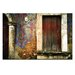 Artist Lane Doors of Italy - Colore by Joe Vittorio Photographic Print Wrapped on Canvas