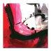 Artist Lane Passion Dance No.3 by Kathy Morton Stanion Art Print Wrapped on Canvas