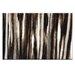 Artist Lane Treeline #7 by Katherine Boland Art Print Wrapped on Canvas in Black/Grey