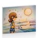 Artist Lane Dolphin Paradise Tangalooma by Karin Taylor Art Print on Canvas