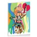 Artist Lane Art Chick by Karin Taylor Art Print Wrapped on Canvas