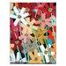 Artist Lane Chunky Daisies by Anna Blatman Art Print on Canvas