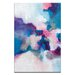 Artist Lane '20815' by Amanda Morie Art Print on Wrapped Canvas