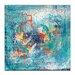 Artist Lane 'Dreamengine' by Lou Sheldon Art Print on Wrapped Canvas
