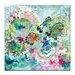 Artist Lane 'Agua' by Lia Porto Art Print on Wrapped Canvas