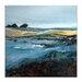 Artist Lane 'Break Waters' by Lydia Ben-Natan Art Print on Wrapped Canvas