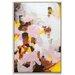 Artist Lane '60915' by Amanda Morie Framed Art Print on Wrapped Canvas