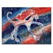 Artist Lane 'Creating A New Galaxy' by Olena Kosenko Graphic Art on Wrapped Canvas