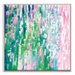 Artist Lane 'Paradise Falls' by Josie Nobile Art Print Wrapped on Canvas