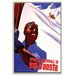 Artist Lane 'Ski Italy' Framed Vintage Advertisement on Wrapped Canvas