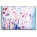 Artist Lane 'Meadow' by Brenda Meynell Framed Art Print on Wrapped Canvas