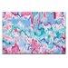 Artist Lane 'Rubys Escape' by Josie Nobile Art Print on Wrapped Canvas