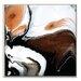 Artist Lane 'Flow 23' by Chalie MacRae Framed Art Print on Wrapped Canvas