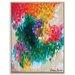 Artist Lane 'Tangerine Sky' by Amira Rahim Framed Art Print on Wrapped Canvas