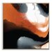 Artist Lane 'Flow 24' by Chalie MacRae Art Print Wrapped on Canvas