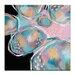 Artist Lane 'Pastel Rocks 1' by Sherren Comensoli Art Print on Wrapped Canvas