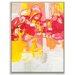 Artist Lane '61815' by Amanda Morie Framed Art Print on Wrapped Canvas