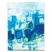 Artist Lane '61915' by Amanda Morie Art Print on Wrapped Canvas