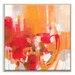 Artist Lane '62415' by Amanda Morie Art Print Wrapped on Canvas