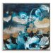 Artist Lane '51015' by Amanda Morie Framed Art Print on Wrapped Canvas