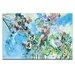 Artist Lane 'Esos hueco' by Lia Porto Art Print on Wrapped Canvas