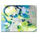 Artist Lane '61415' by Amanda Morie Art Print on Wrapped Canvas