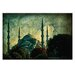 Artist Lane 'Eventide' by Andrew Paranavitana Photographic Print Wrapped on Canvas