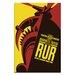 Artist Lane 'RUR' Vintage Advertisement on Wrapped Canvas