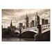 Artist Lane 'Princess Bridge' by Andrew Paranavitana Photographic Print on Wrapped Canvas