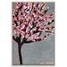 Artist Lane 'Blossom Tree' by Anna Blatman Art Print on Wrapped Canvas
