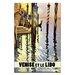 Artist Lane 'Venise Et Let Lido' Graphic Art on Wrapped Canvas