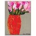 Artist Lane 'Emma' by Anna Blatman Art Print on Wrapped Canvas