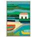 Artist Lane 'Donald' by Anna Blatman Art Print on Wrapped Canvas