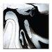 Artist Lane 'Flow 5' by Chalie MacRae Art Print on Wrapped Canvas